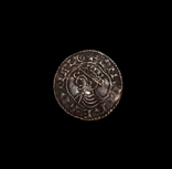 КНУТ Cnut Hammered Coin, фото 1