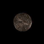 КНУТ Cnut Hammered Coin, фото 2