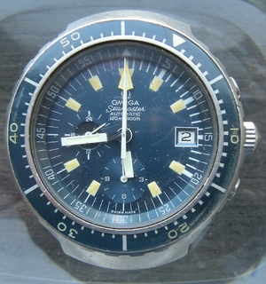 Omega Seamaster 120M 'Big Blue' 176.004