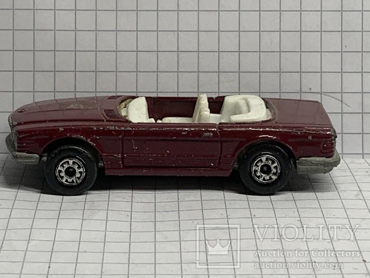 1973 LESNEY №6 Mercedes  350SL, фото №6