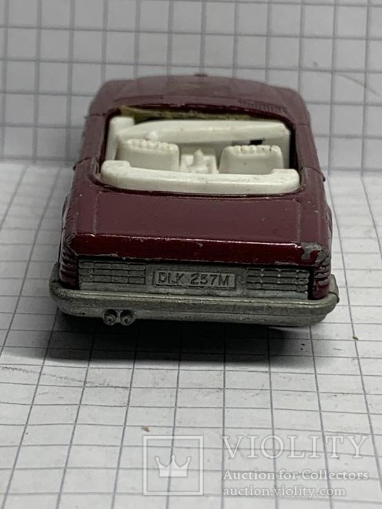 1973 LESNEY №6 Mercedes  350SL, фото №7