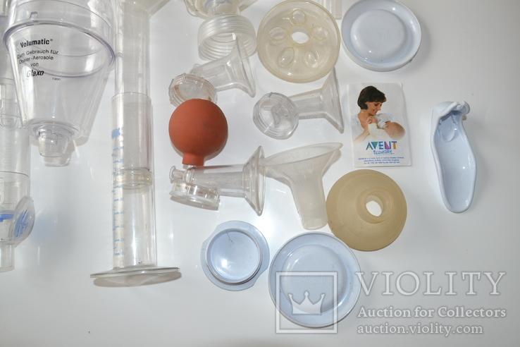 Элементи молокоотсасывающего прибора, фото №5