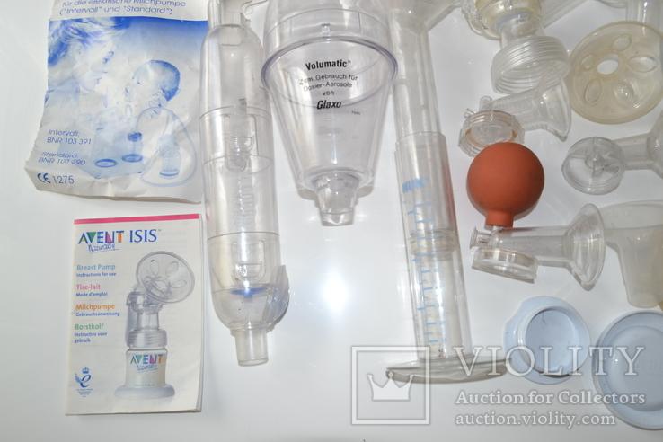 Элементи молокоотсасывающего прибора, фото №6