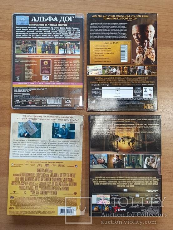 DVD 4 шт., фото №3