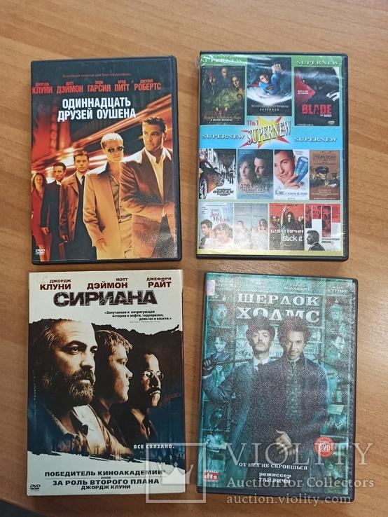 DVD диски, фото №2