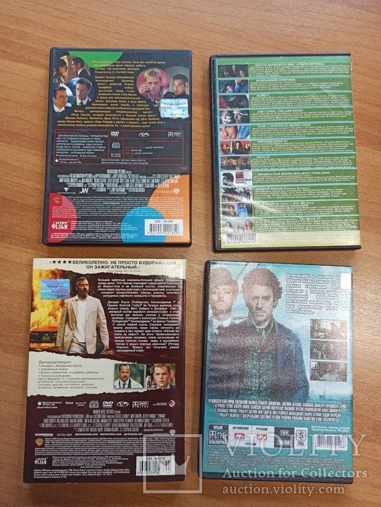 DVD диски, фото №3