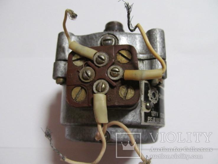 Двигатель с редуктором  сд-54, фото №3