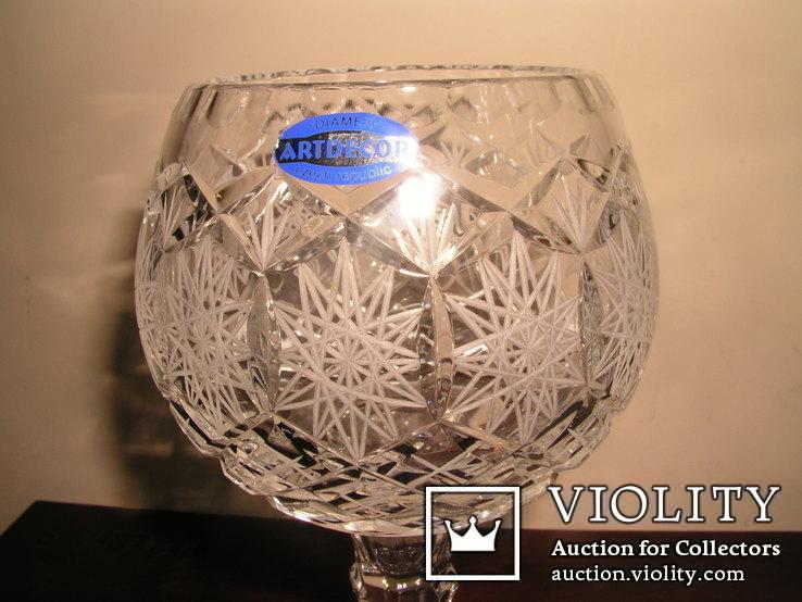 Конфетница ArtDecor Чехия, фото №12