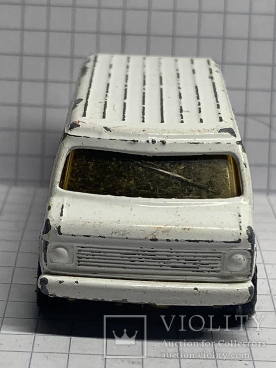 Corgi U.S.Van Made in Gt Britain, фото №4