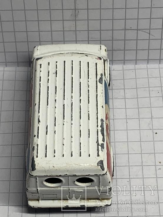 Corgi U.S.Van Made in Gt Britain, фото №6
