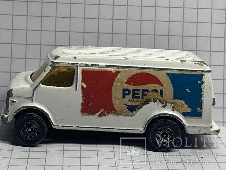 Corgi U.S.Van Made in Gt Britain, фото №9