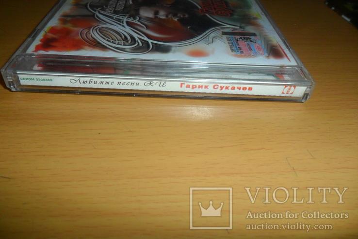 Диск CD сд Гарик Сукачев - Любимые песни, фото №3