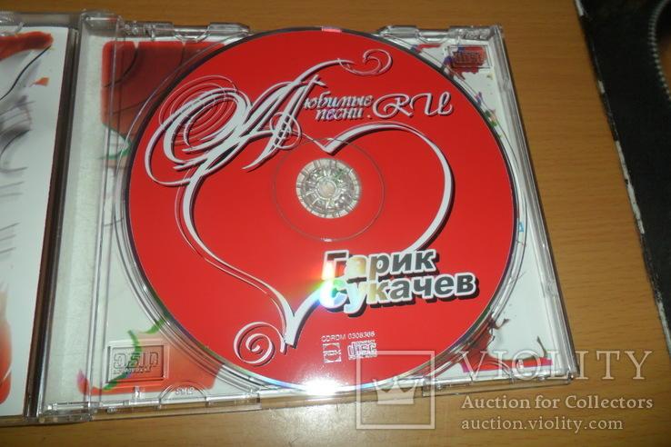 Диск CD сд Гарик Сукачев - Любимые песни, фото №8