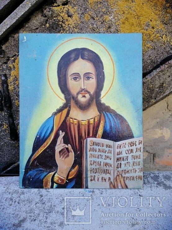 Икона Иисуса Христа   (2), фото №2