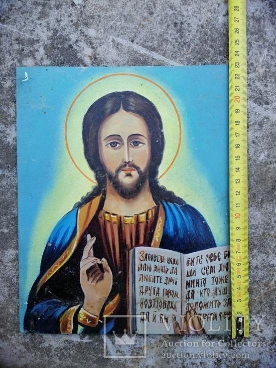 Икона Иисуса Христа   (2), фото №5
