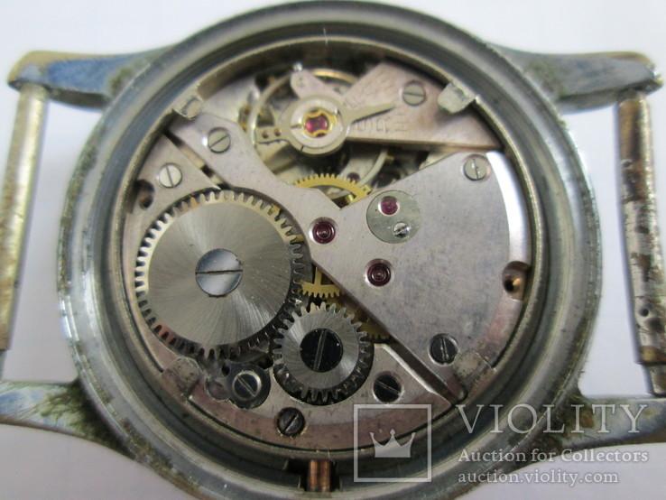 Швейцарские часы Jolus 40-50-е гг., фото №8