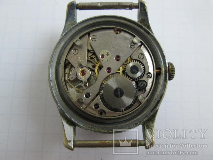 Швейцарские часы Jolus 40-50-е гг., фото №9