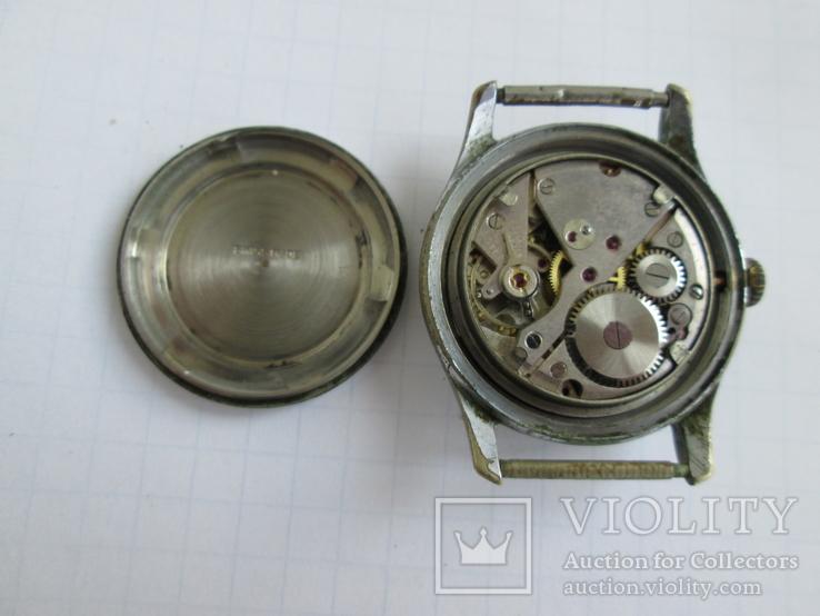 Швейцарские часы Jolus 40-50-е гг., фото №11