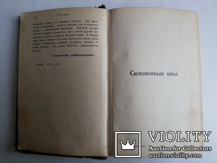 Амфитеатров А В Склоненные ивы 1913 г, фото №6