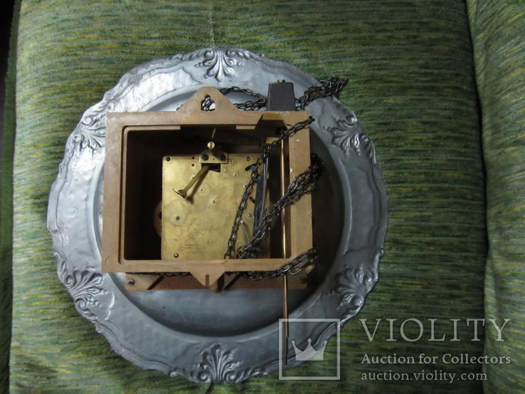 Настенные часы с боем, E. Schmeckenbecher, Германия, фото №5