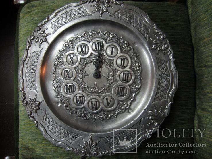 Настенные часы с боем, E. Schmeckenbecher, Германия, фото №2