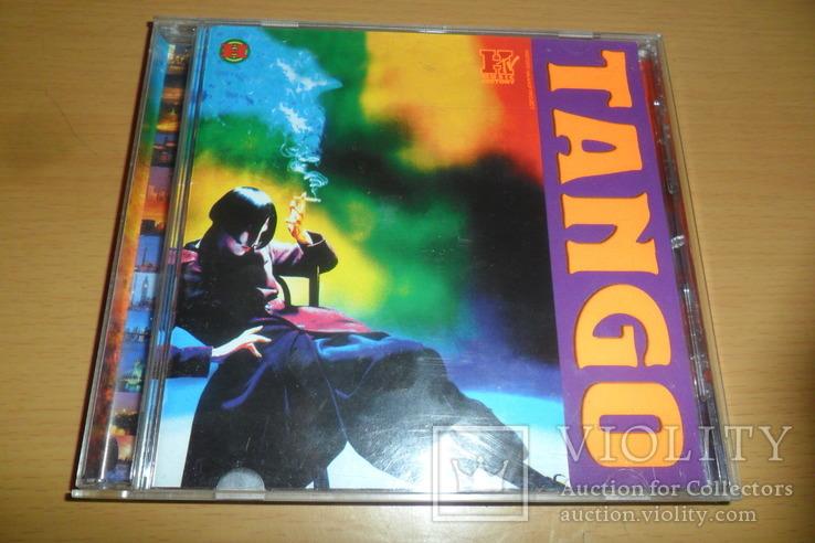 Диск CD сд Tango Classic . Rio Rita и другие, фото №2