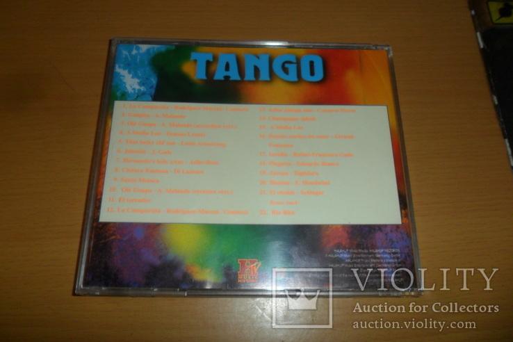 Диск CD сд Tango Classic . Rio Rita и другие, фото №4