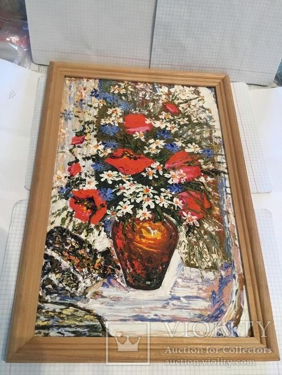 Польові квіти, фото №2