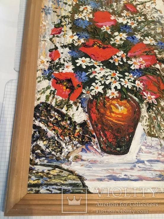 Польові квіти, фото №4