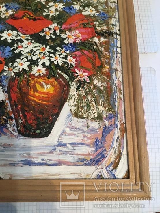 Польові квіти, фото №5
