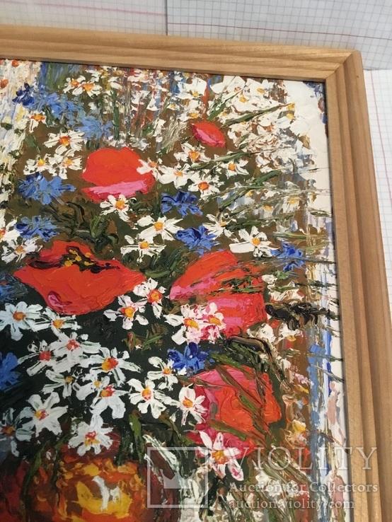Польові квіти, фото №7