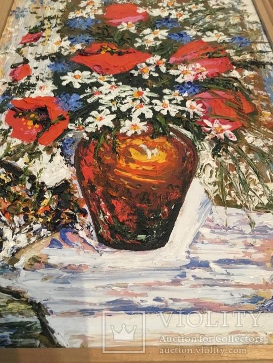 Польові квіти, фото №8