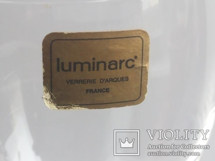 Бокал для вина Domino Luminarc Франция 1 шт, фото №6