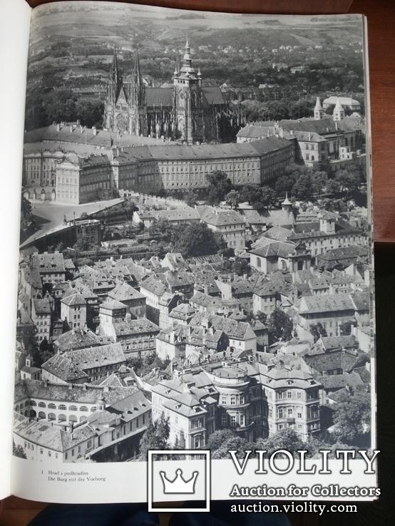 Прага архитектура в фотографиях 1975 формат 25х35, фото №5