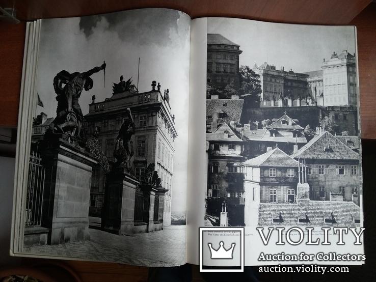 Прага архитектура в фотографиях 1975 формат 25х35, фото №6