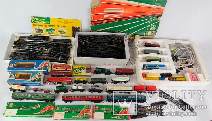 Железная дорога ГДР масштаб ТТ, фото №2