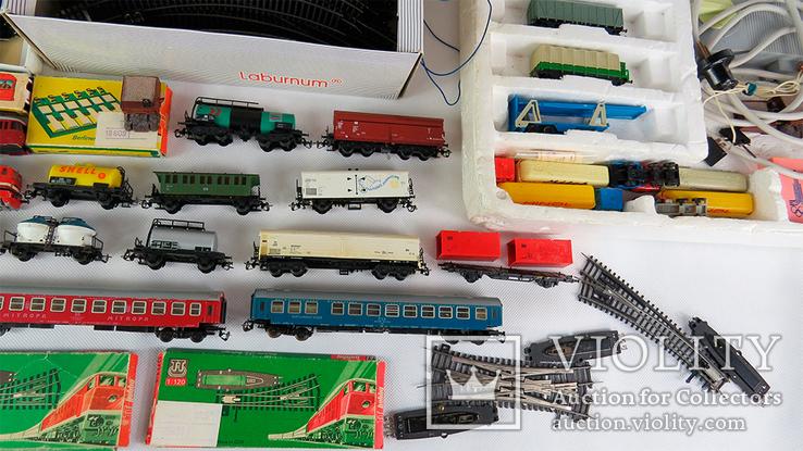 Железная дорога ГДР масштаб ТТ, фото №6