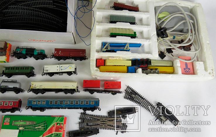 Железная дорога ГДР масштаб ТТ, фото №7