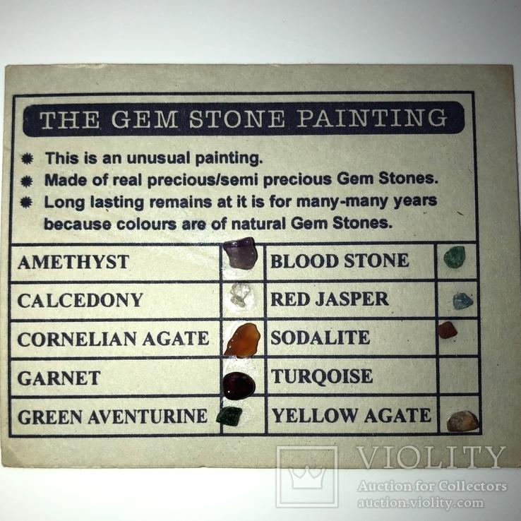 Минералы полудрагоценные камни