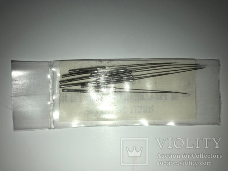 Иголки серебрянные для аккупунктуры 5, фото №5