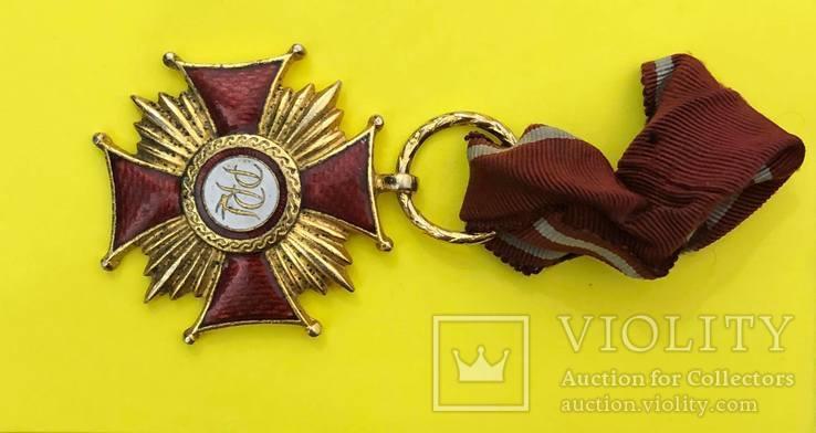 Польська Нагорода. Золотий Хрест., фото №2