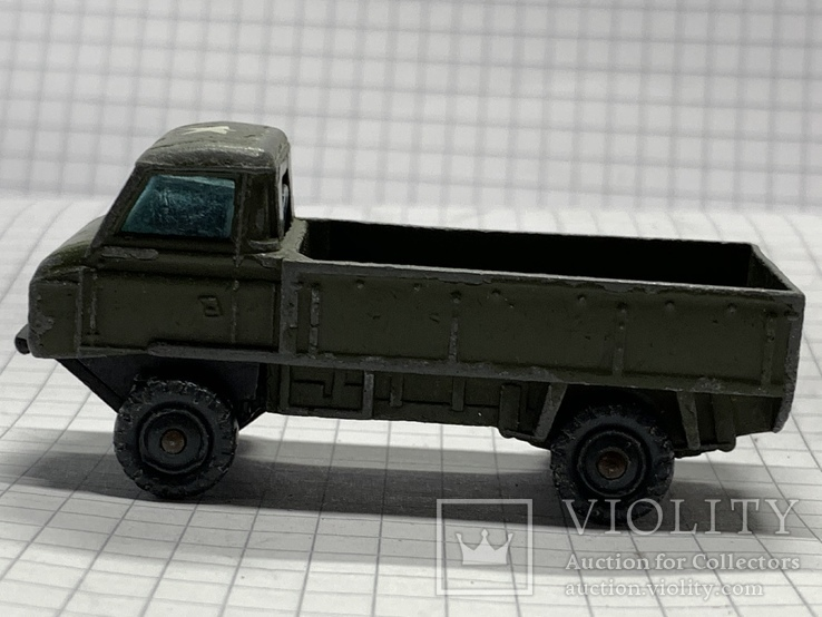 Husky Forward Control Land Rover, фото №3