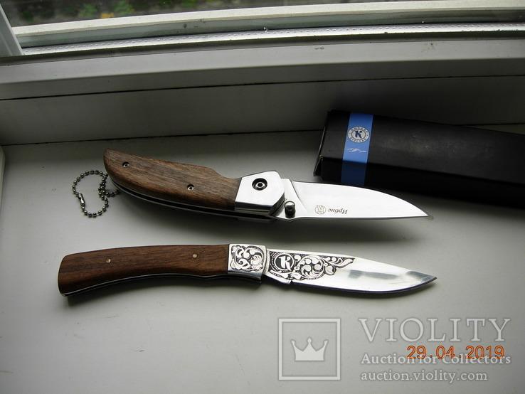 2 складных ножа Кизляр.Новые., фото №4