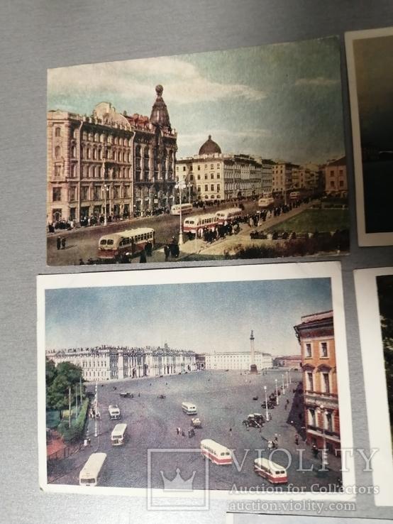 Открытки Города СССР 5 штук, фото №8