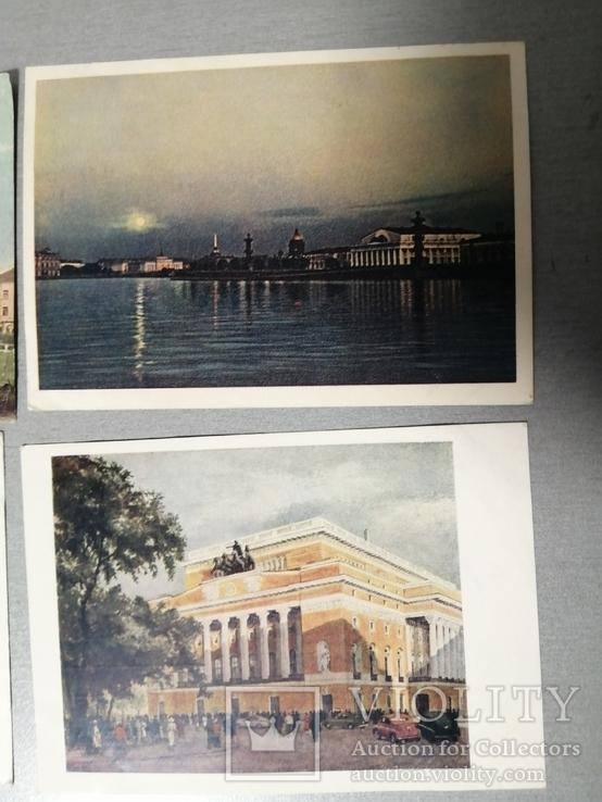 Открытки Города СССР 5 штук, фото №9