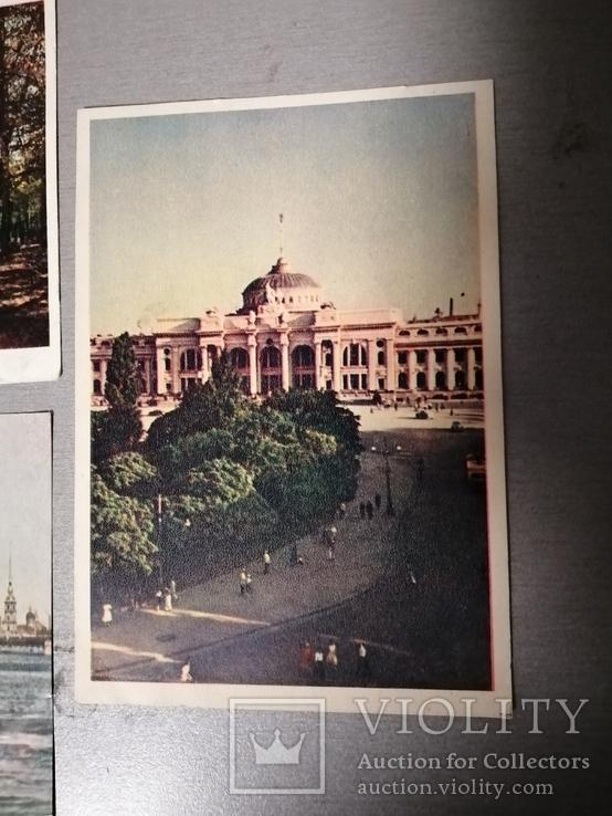 Открытки Города СССР 5 штук, фото №6