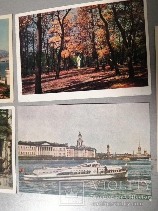Открытки Города СССР 5 штук, фото №7