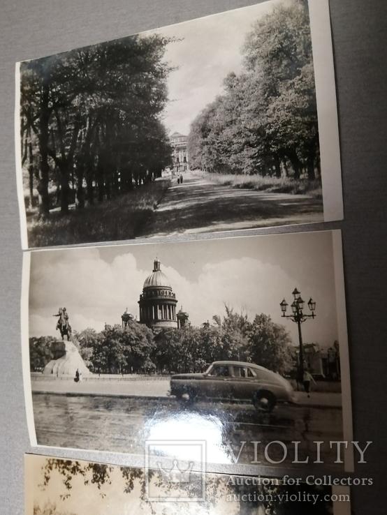 Открытки СССР 50ее, фото №5