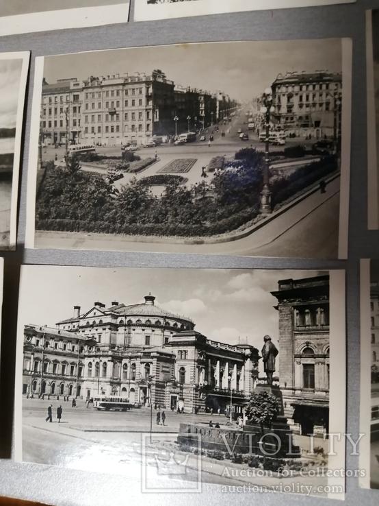 Открытки СССР 50ее, фото №7