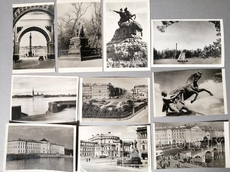 Открытки СССР 50ее, фото №2